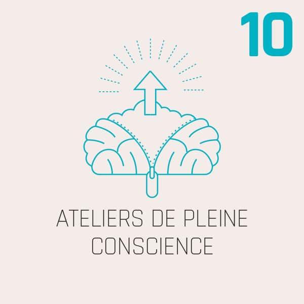 ATELIERS DE PLEINE CONSCIENCE
