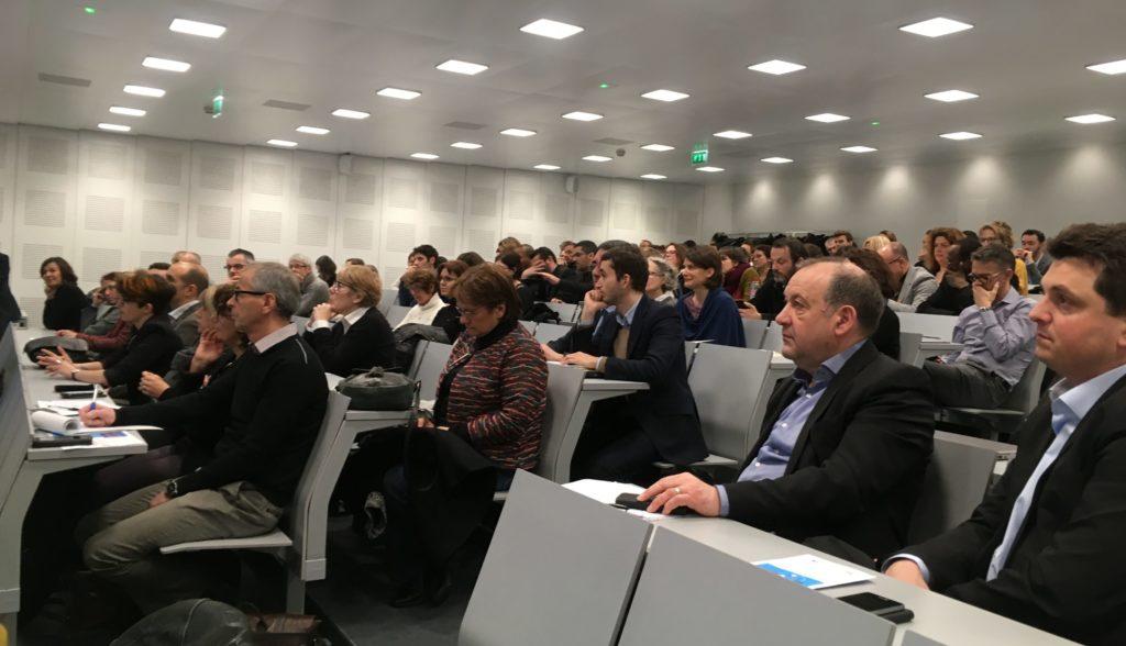 Transformation numérique : levier d'innovation managériale dans la fonction publique, événement du 1er mars 2018 à l'IRA de Lyon